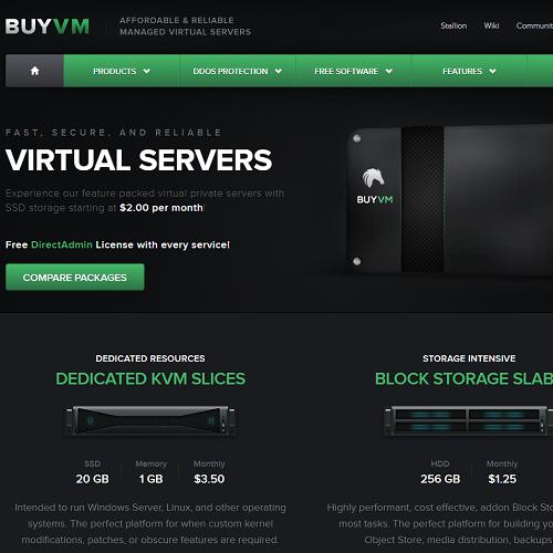 BuyVm添加IPv6地址教程
